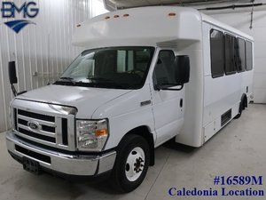 Used Wheelchair Van For Sale: 2014 Ford Econoline  Wheelchair Accessible Van For Sale with a  on it. VIN: 1FDFE4FSXEDB18757