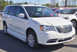 Used Wheelchair Van For Sale: 2013 Chrysler Town & Country Touring Wheelchair Accessible Van For Sale with a   on it. VIN: 2C4RC1BGXDR530910