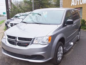 New Wheelchair Van For Sale: 2017 Dodge Grand Caravan S Wheelchair Accessible Van For Sale with a   on it. VIN: 2C4RDGBG1HR554681