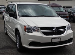 Used Wheelchair Van For Sale:  2013 Dodge Grand Caravan  Wheelchair Accessible Van For Sale with a   on it. VIN: 2C4RDGBGXDR599645