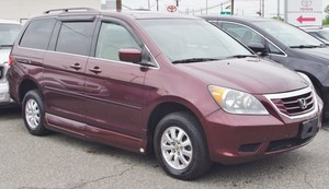 Used Wheelchair Van For Sale: 2008 Honda Odyssey LX Wheelchair Accessible Van For Sale with a   on it. VIN: 5FNRL38658B004471