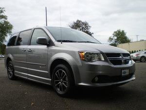 Used Wheelchair Van For Sale: 2017 Dodge Grand Caravan SXT Wheelchair Accessible Van For Sale with a BraunAbility Entervan XT on it. VIN: 15460