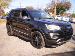 Used Wheelchair Van For Sale: 2016 Ford Explorer LT Wheelchair Accessible Van For Sale with a BraunAbility MXV on it. VIN: 20471