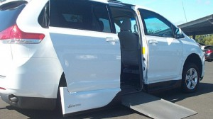 Used Wheelchair Van For Sale: 2013 Toyota Sienna LE Wheelchair Accessible Van For Sale with a VMI - Toyota NorthstarAccess360 on it. VIN: 19956
