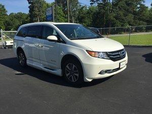 Nissan Brunswick Ga >> Used Honda Wheelchair Vans For Sale | BLVD.com