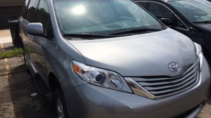 New Wheelchair Van For Sale: 2017 Toyota Sienna LE 7-Passenger Mobility  Wheelchair Accessible Van For Sale with a VMI - Toyota NorthstarAccess360 on it. VIN: 5TDKZ3DC9HS863814