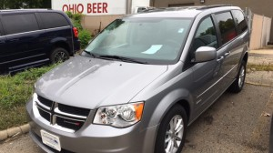 Used Wheelchair Van For Sale: 2016 Dodge Grand Caravan SXT  Wheelchair Accessible Van For Sale with a AutoAbility Wheelchair Van Conversions - Rear Entry Dodge on it. VIN: 2C4RDGCG5GR201468