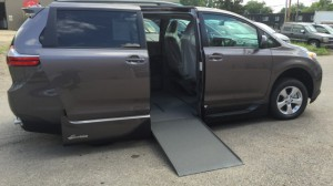 New Wheelchair Van For Sale: 2019 Toyota Sienna XLE Wheelchair Accessible Van For Sale with a VMI - Toyota NorthstarAccess360 on it. VIN: 5TDYZ3DC3KS009340
