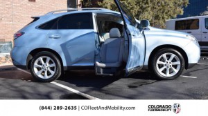 Used Wheelchair Van For Sale: 2010 Lexus RX 350 Base  Wheelchair Accessible Van For Sale with a Non Branded - Please See Description on it. VIN: 2T2BK1BA8AC008977