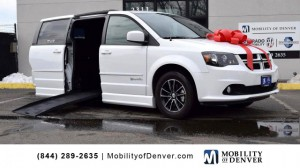 b69cc05f4a Used Wheelchair Van For Sale  2016 Dodge Caravan Wheelchair Accessible Van  For Sale with a