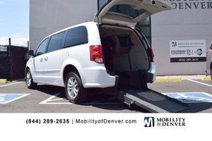 Used Wheelchair Van For Sale: 2016 Dodge Grand Caravan SXT Wheelchair Accessible Van For Sale with a  on it. VIN: 2C4RDGCG1GR223967