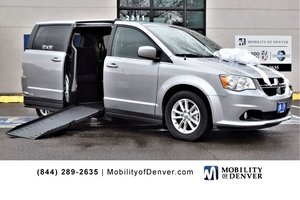 Used Wheelchair Van For Sale: 2018 Dodge Grand Caravan S Wheelchair Accessible Van For Sale with a 2019 Dodge Apex Van Conversion on it. VIN: 2C4RDGCG4JR203378