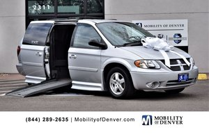 Used Wheelchair Van For Sale: 2006 Dodge Grand Caravan S Wheelchair Accessible Van For Sale with a BraunAbility Entervan Power Side Entry on it. VIN: 2D4GP44L16R773003