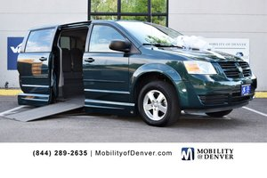 Used Wheelchair Van For Sale: 2009 Dodge Grand Caravan S Wheelchair Accessible Van For Sale with a In Floor Power Ramp on it. VIN: 2D8HN44E99R535057