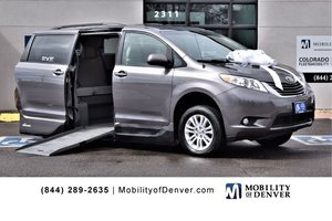 Used Wheelchair Van For Sale: 2014 Toyota Sienna S Wheelchair Accessible Van For Sale with a 2019 Toyota Summit Van Conversion on it. VIN: 5TDYK3DC8ES516159