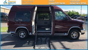 Used Wheelchair Van For Sale: 2011 Ford E-series Van ES Wheelchair Accessible Van For Sale with a Non Branded Full Size Van Conversion on it. VIN: 1FDNE1ELXBDA42876