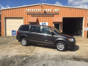 New Wheelchair Van For Sale: 2019 Dodge Grand Caravan  Wheelchair Accessible Van For Sale with a Vision Rear Entry M. Ramp on it. VIN: 2C7WDGCG9KR555587