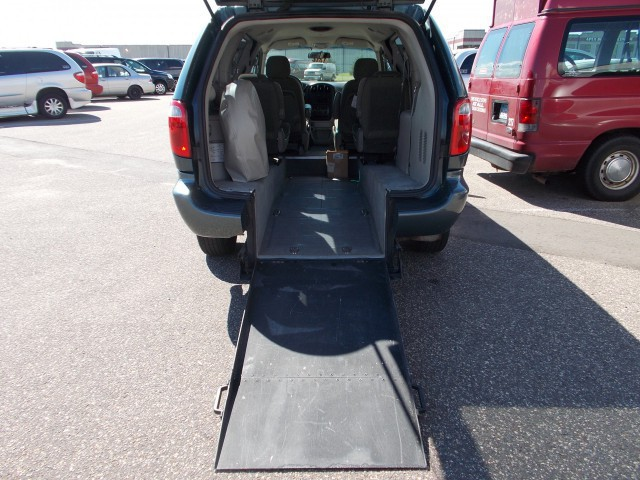 2006 Dodge Grand Caravan Wheelchair Van For Sale Freedom