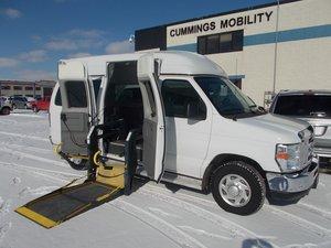 Non Branded Wheelchair Lift Tiedowns Van Conversion