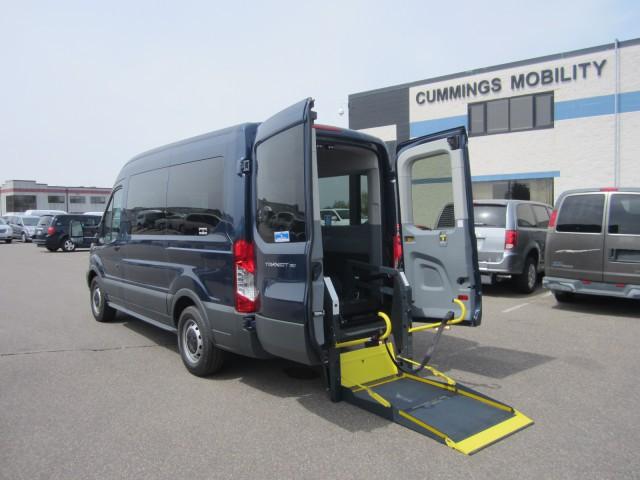 2015 ford transit wheelchair van for sale full size ada albertville mn vin. Black Bedroom Furniture Sets. Home Design Ideas