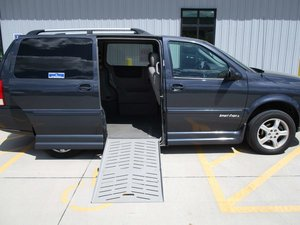 Used Chevrolet Wheelchair Vans For Sale | BLVD com