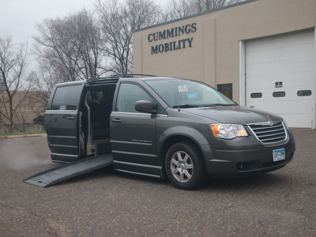 2010 chrysler town country wheelchair van for sale. Black Bedroom Furniture Sets. Home Design Ideas