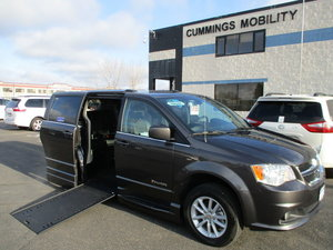Used Wheelchair Van For Sale: 2019 Dodge Grand Caravan S Wheelchair Accessible Van For Sale with a BraunAbility Dodge Entervan Xi Infloor on it. VIN: 2C4RDGCG0KR647830