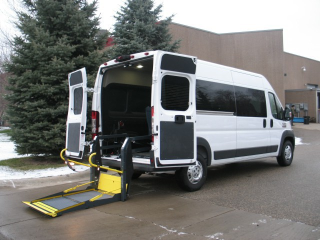 2014 ram promaster 2500 wheelchair van for sale. Black Bedroom Furniture Sets. Home Design Ideas