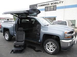 Used Chevrolet Wheelchair Vans For Sale | BLVD com