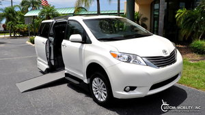 Used Wheelchair Van For Sale: 2017 Toyota Sienna S Wheelchair Accessible Van For Sale with a VMI Toyota Summit Access360 on it. VIN: 5TDYZ3DC1HS807330