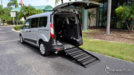 New Wheelchair Van For Sale: 2020 Ford Transit Connect XL Wheelchair Accessible Van For Sale with a Prime-Time Specialty Vehicles Ford Transit and Ford Transit Connect on it. VIN: NM0GE9E24L1476391