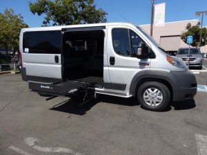 New Wheelchair Van For Sale 2017 Ram Promaster Low Roof Accessible