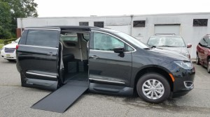 Used Wheelchair Van For Sale: 2017 Chrysler Pacifica Touring-L  Wheelchair Accessible Van For Sale with a VMI - Chrysler Pacifica Northstar Access360 by VMI on it. VIN: 2C4RC1BG9HR583118