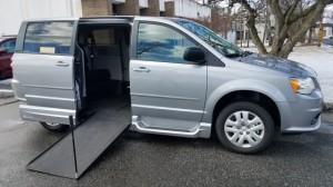 Used Wheelchair Van For Sale: 2016 Dodge Grand Caravan SE  Wheelchair Accessible Van For Sale with a VMI - Dodge Northstar E on it. VIN: 2C4RDGBG0GR259439