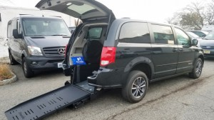 Used Wheelchair Van For Sale: 2017 Dodge Caravan  Wheelchair Accessible Van For Sale with a BraunAbility - Dodge Manual Rear Entry on it. VIN: 2C4RDGCG4HR716978