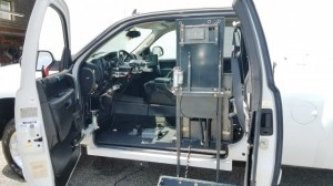 Used Wheelchair Van For Sale: 2013 Chevrolet Silverado LT Wheelchair Accessible Van For Sale with a Ryno Mobility - Wheelchair Accessible Trucks on it. VIN: 1GCRKSE73DZ108259