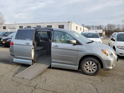 Used Wheelchair Van For Sale: 2010 Honda Odyssey EX-L Wheelchair Accessible Van For Sale with a VMI - Honda Northstar on it. VIN: 5FNRL3H69AB002583