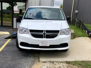 Used Wheelchair Van For Sale: 2016 Dodge Grand Caravan SE Wheelchair Accessible Van For Sale with a BraunAbility Dodge CompanionVan on it. VIN: 2C4RDGBG5GR202220
