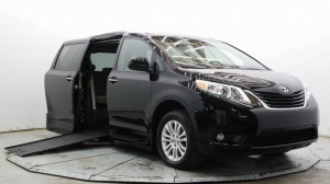 Used Wheelchair Van For Sale: 2015 Toyota Sienna XLE Premium 8-Passenger  Wheelchair Accessible Van For Sale with a BraunAbility - Toyota Rampvan Xi on it. VIN: 5TDYK3DC7FS609207