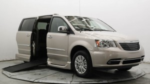 Used Wheelchair Van For Sale: 2014 Chrysler Town and Country Limited  Wheelchair Accessible Van For Sale with a VMI - Chrysler Northstar on it. VIN: 2C4RC1GG6ER408359