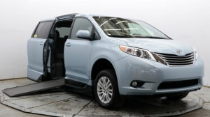 Used Wheelchair Van For Sale: 2017 Toyota Sienna XLE Wheelchair Accessible Van For Sale with a VMI - Toyota NorthstarAccess360 on it. VIN: 5TDYZ3DCXHS807780