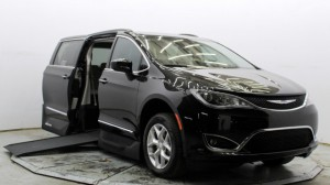 Used Wheelchair Van For Sale: 2017 Chrysler Pacifica Touring Wheelchair Accessible Van For Sale with a VMI - Chrysler Northstar on it. VIN: 2C4RC1BG1HR734646