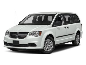 Used Wheelchair Van For Sale: 2018 Dodge Grand Caravan S Wheelchair Accessible Van For Sale with a Manual Rear Entry  Rear Entry Full-Cut 34 on it. VIN: 2C4RDGBG4JR160940