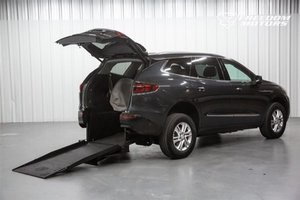 Used Wheelchair Van For Sale: 2019 Buick Enclave S Wheelchair Accessible Van For Sale with a Automatic Rear Entry Rear Entry Full-Cut on it. VIN: 5GAERBKW8KJ175068