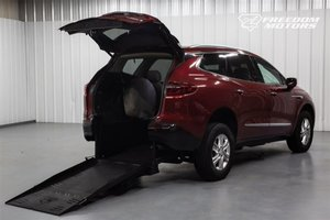 Used Wheelchair Van For Sale: 2019 Buick Enclave S Wheelchair Accessible Van For Sale with a Automatic Rear Entry Rear Entry Full-Cut on it. VIN: 5GAERBKW9KJ168890