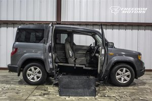Used Wheelchair Van For Sale: 2011 Honda Element EX Wheelchair Accessible Van For Sale with a  on it. VIN: 5J6YH1H78BL001394