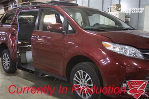 Used Wheelchair Van For Sale: 2020 Toyota Sienna S Wheelchair Accessible Van For Sale with a Automatic (Side Entry) on it. VIN: 5TDYZ3DCXLS036858