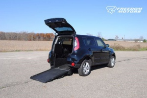 New Kia Wheelchair Vans For Sale