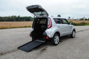 Kia Wheelchair Vans For Sale
