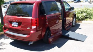 Used Wheelchair Van For Sale: 2016 Dodge Grand Caravan SXT  Wheelchair Accessible Van For Sale with a VMI - Dodge Northstar on it. VIN: 2c4rdgcg2gr274216